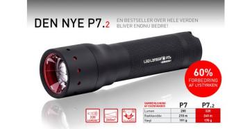 P7.2 LED LENSER