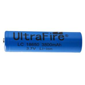 3800 mAh 18650 Batteri